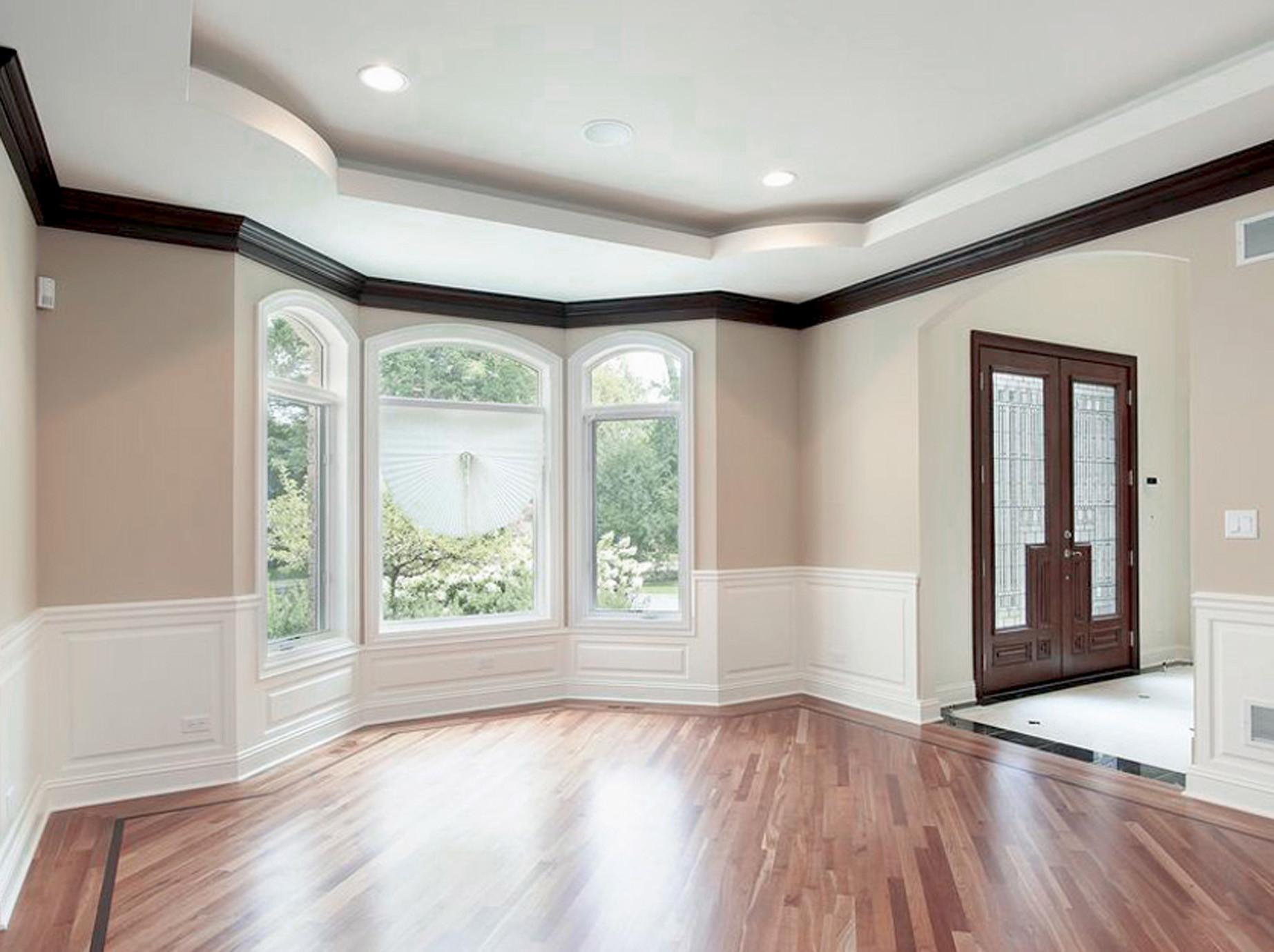 Акустический потолок в доме