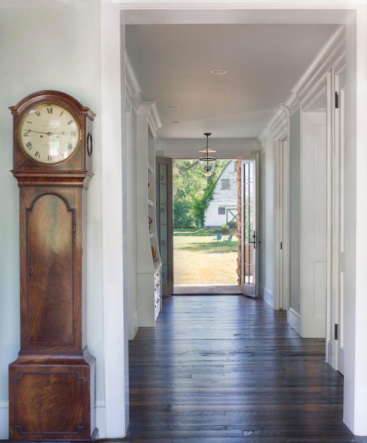 Дверь прованс в доме