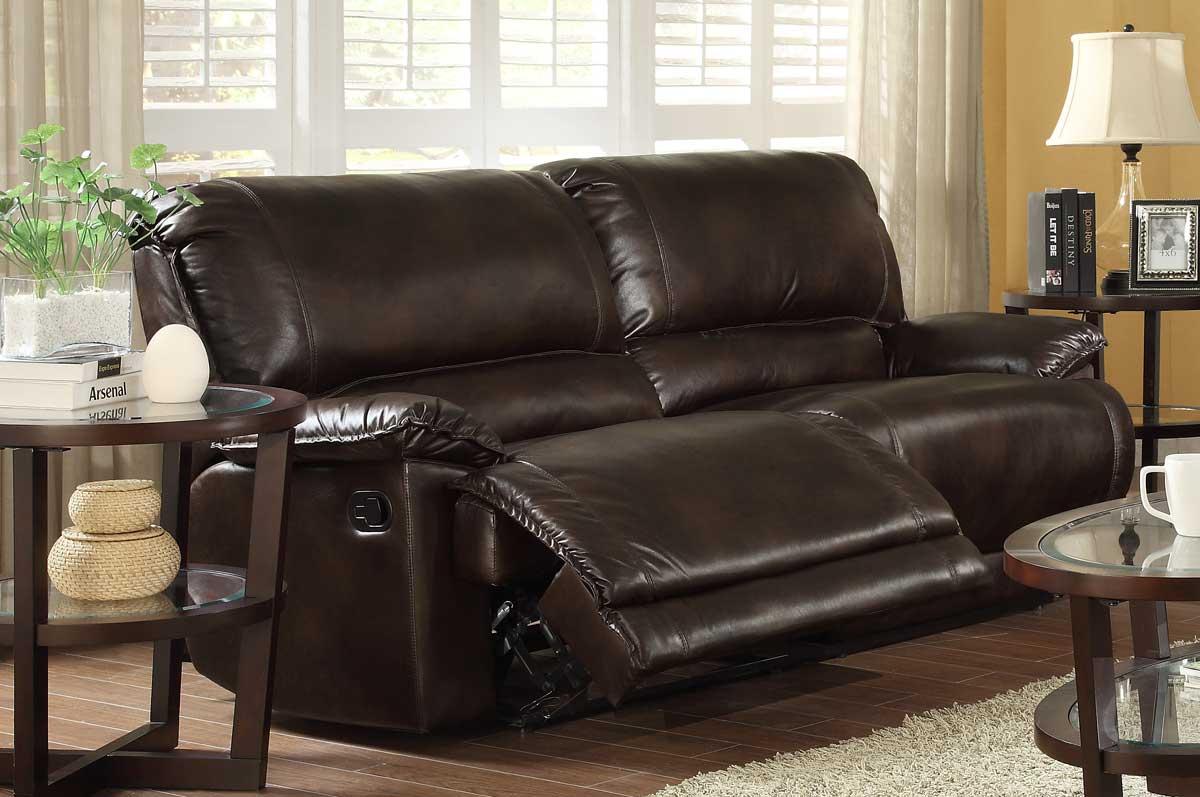 Двухместный диван-реклайнер