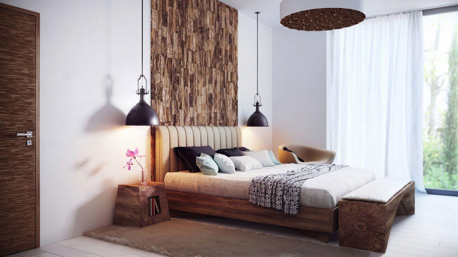 Спальня в стиле эко по фэн-шуй