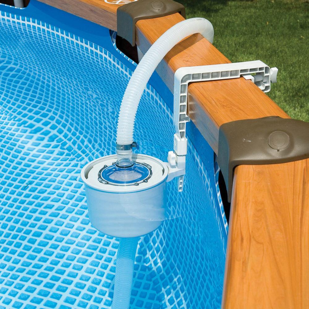 Фильтр для очистки бассейна