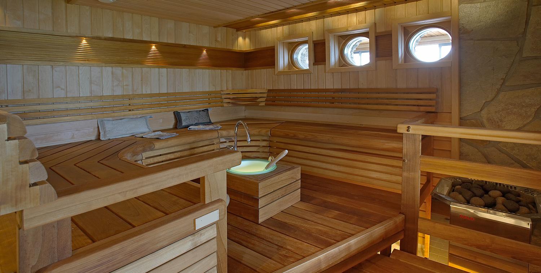 Парогенератор для финской бани