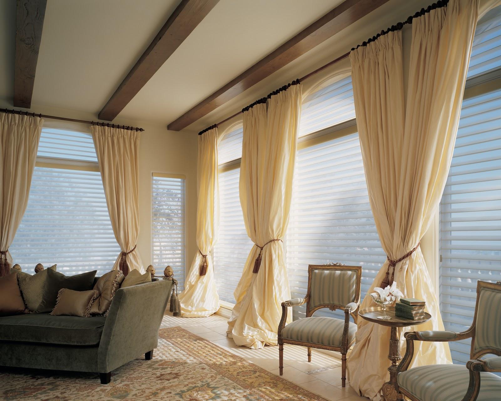 Создаем уютный интерьер: как повесить шторы