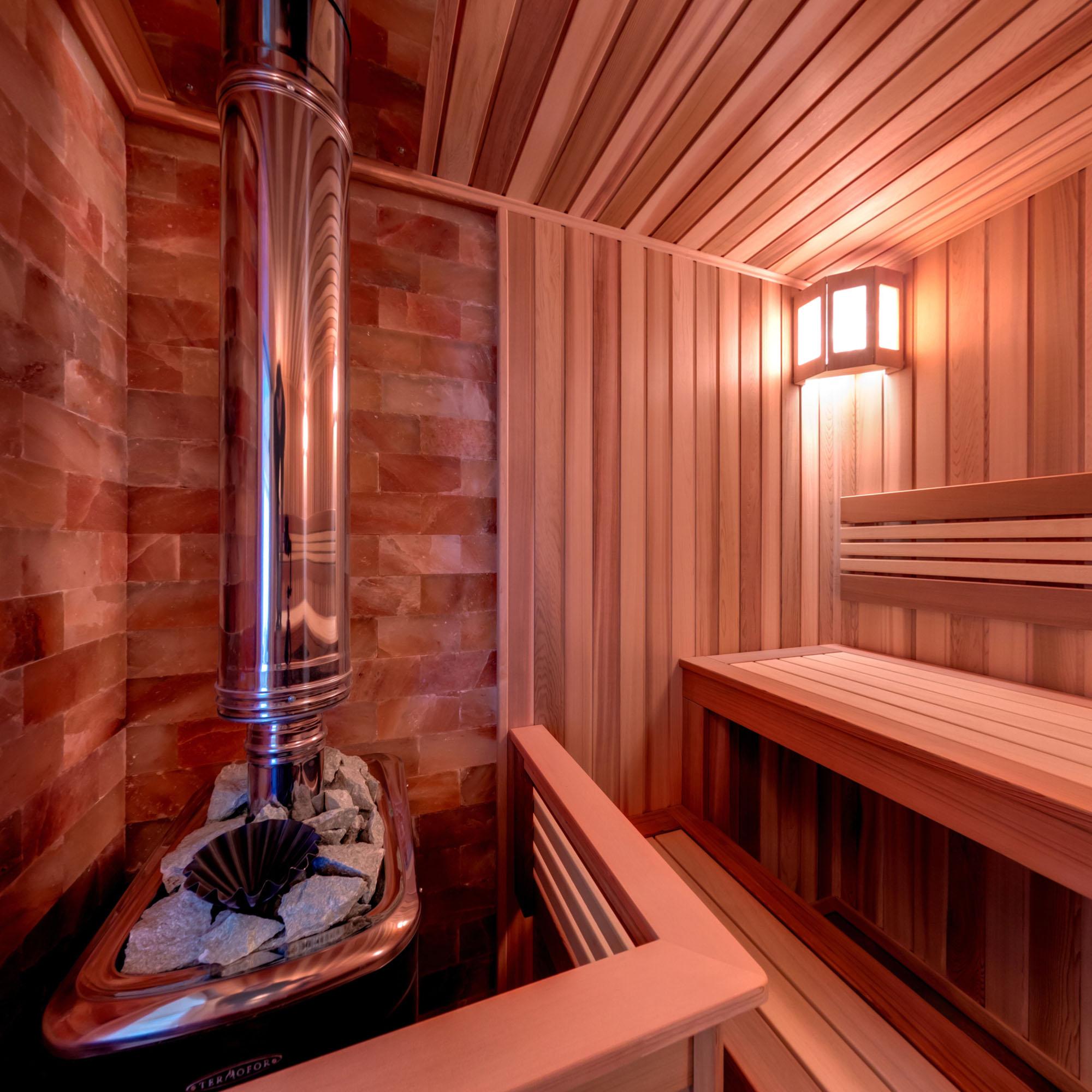 Газовый парогенератор для бани