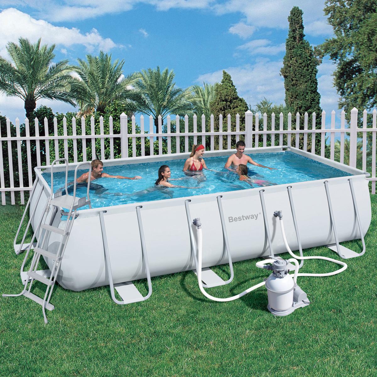 Фильтр для каркасного бассейна