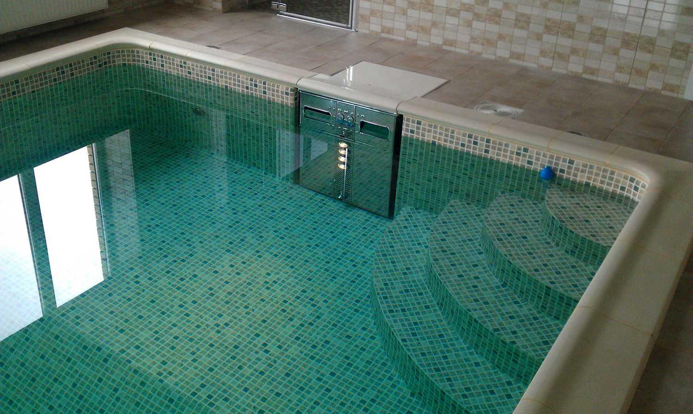 Комбинированный фильтр для бассейна