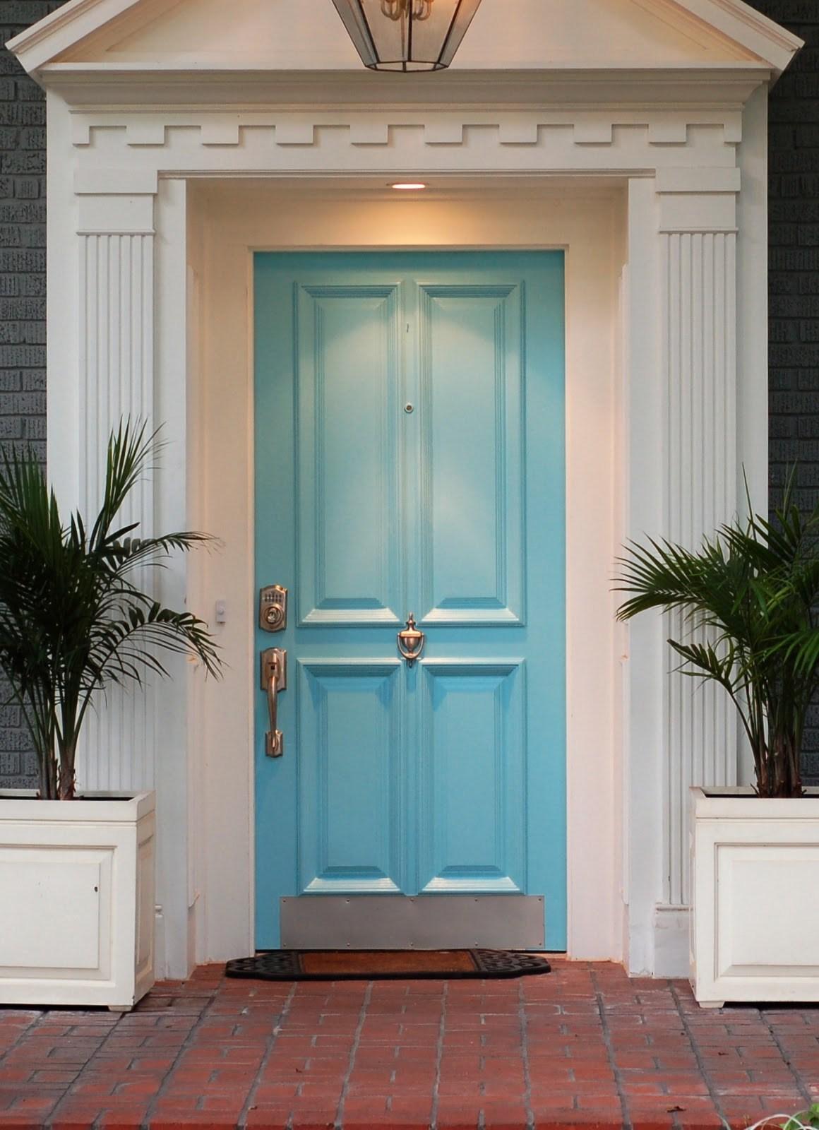 Откосы под покраску на двери