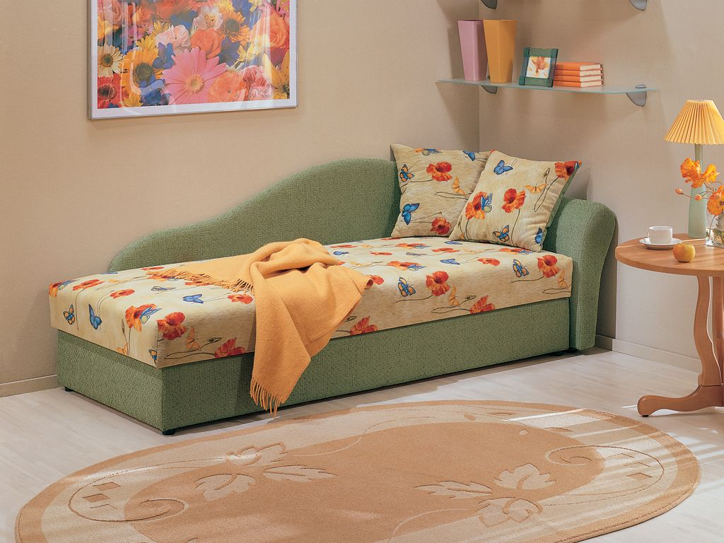 Кровать кушетка