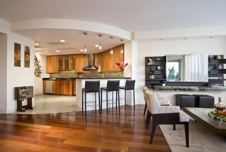 Потолок 2018 в интерьере квартиры