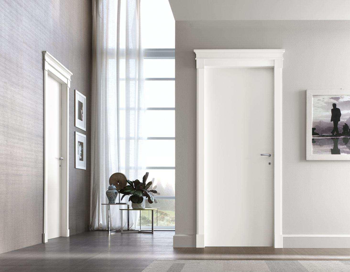 Межкомнатная ламинированная дверь МДФ