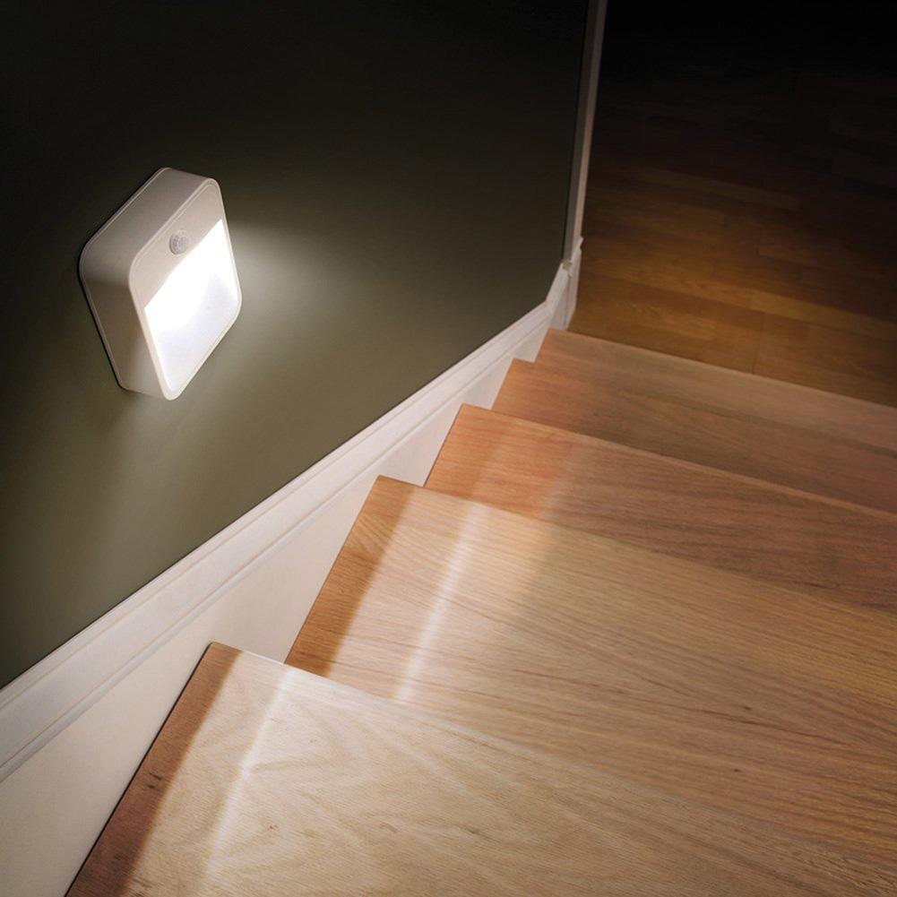Датчик света на лестнице