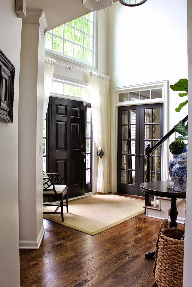 Дверь для дачи в стиле модерн