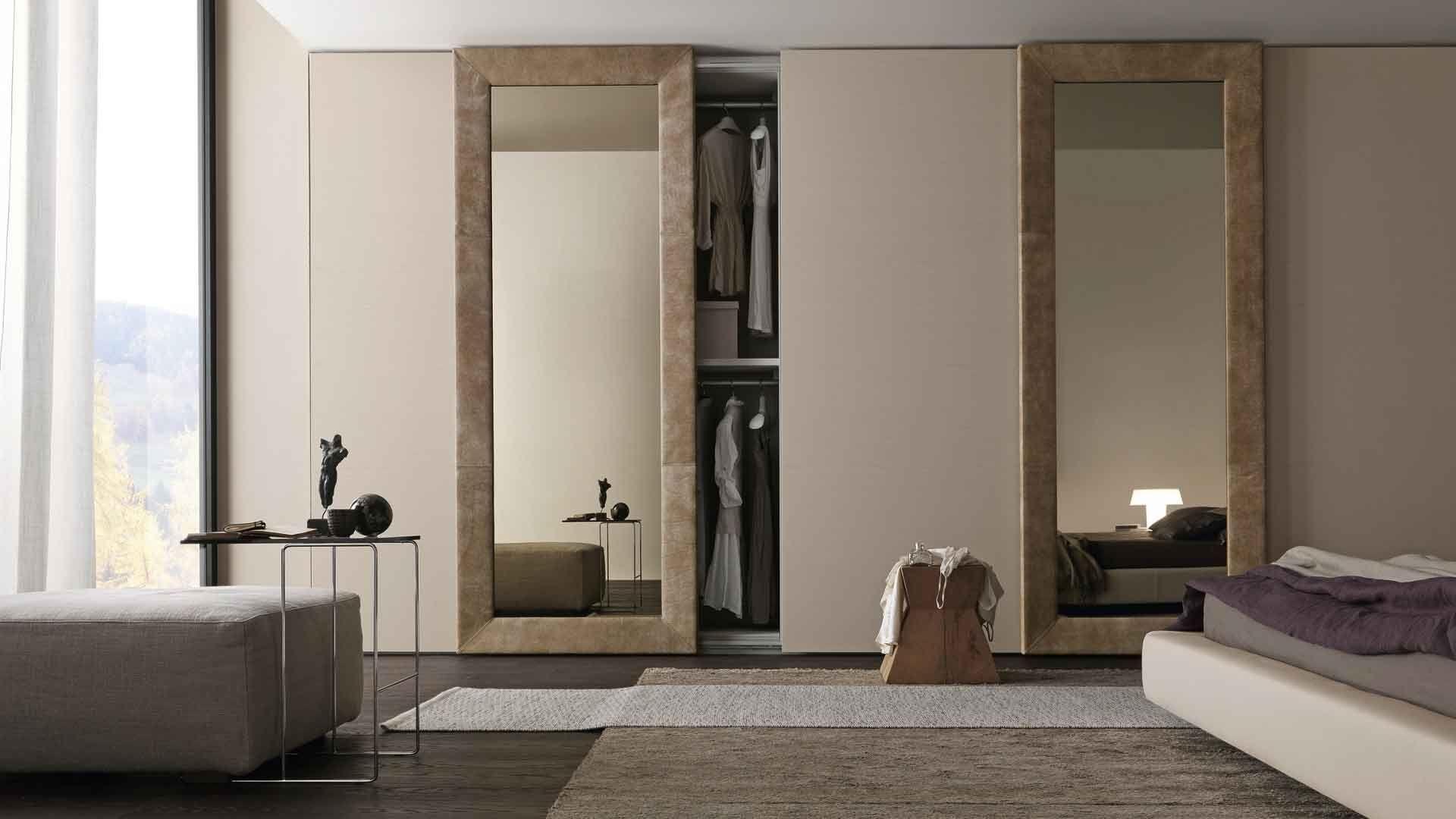 Дверь в спальню в стиле модерн