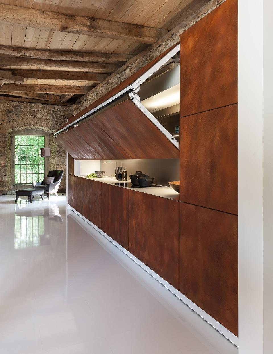 Модульные шкафы для кухни