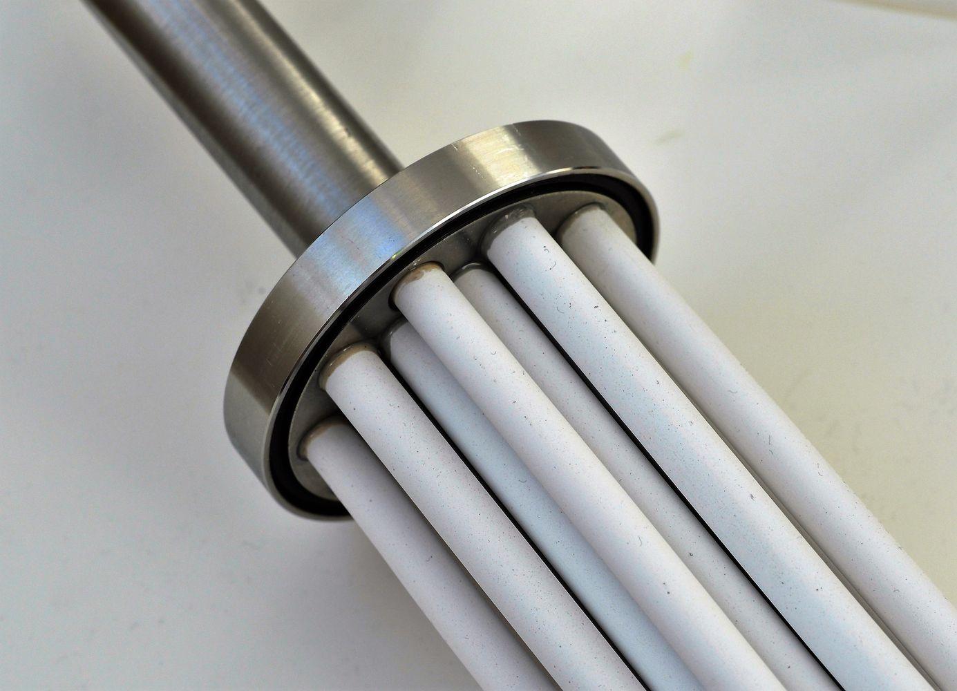Керамический фильтр с насадкой