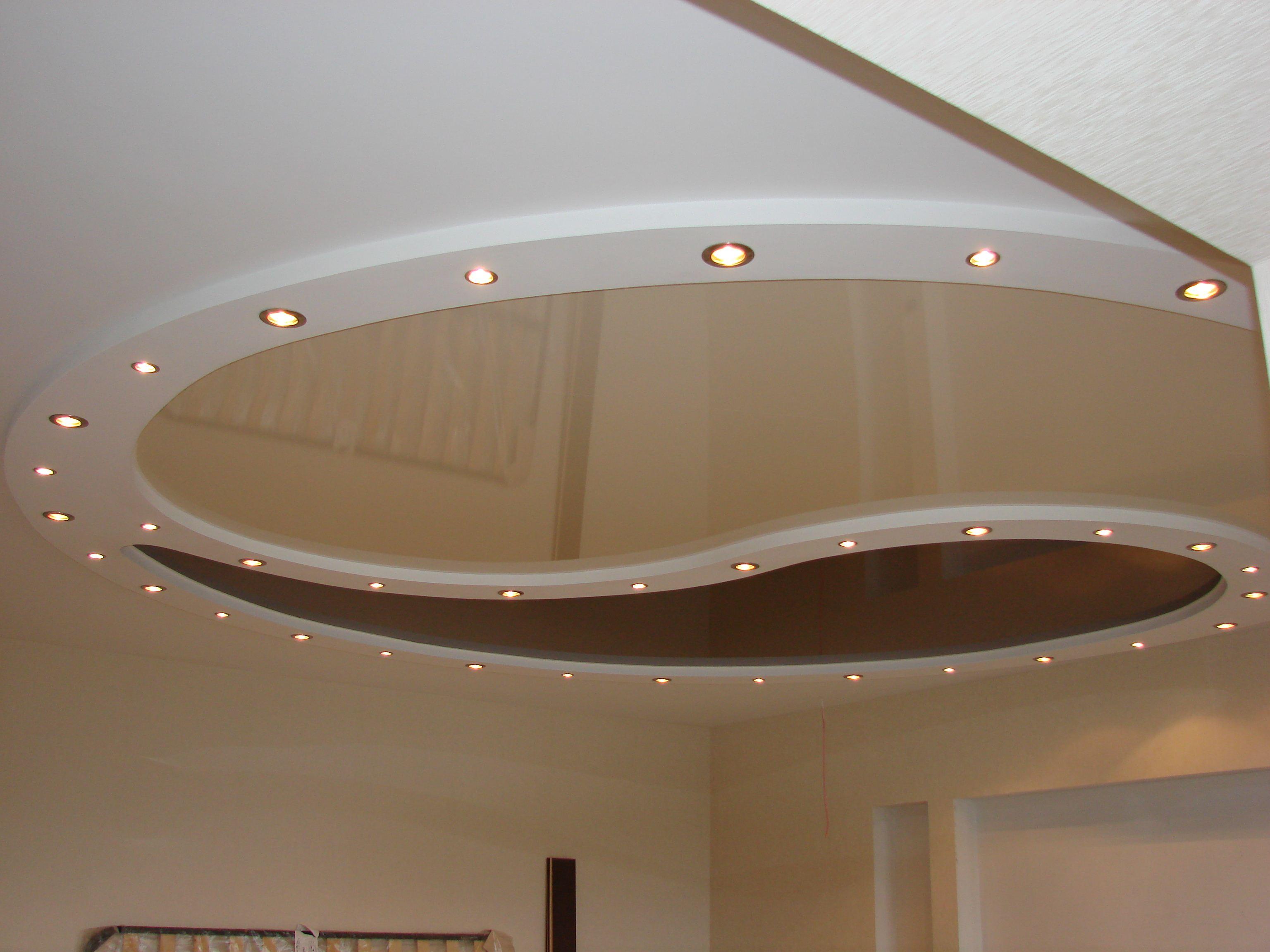 Акустический натяжной потолок