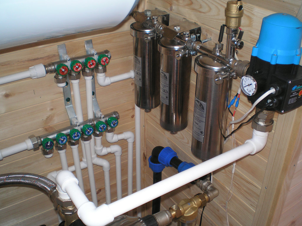 Трубы для питьевого водоснабжения
