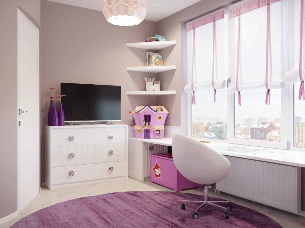 Стол-подоконник для ребенка