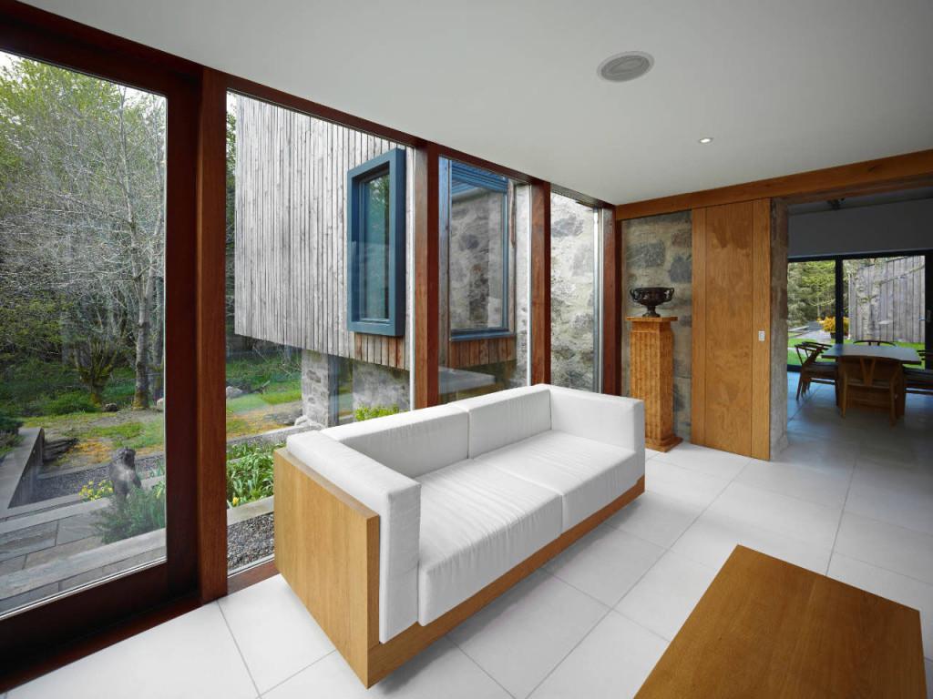 Подвесной потолок на даче