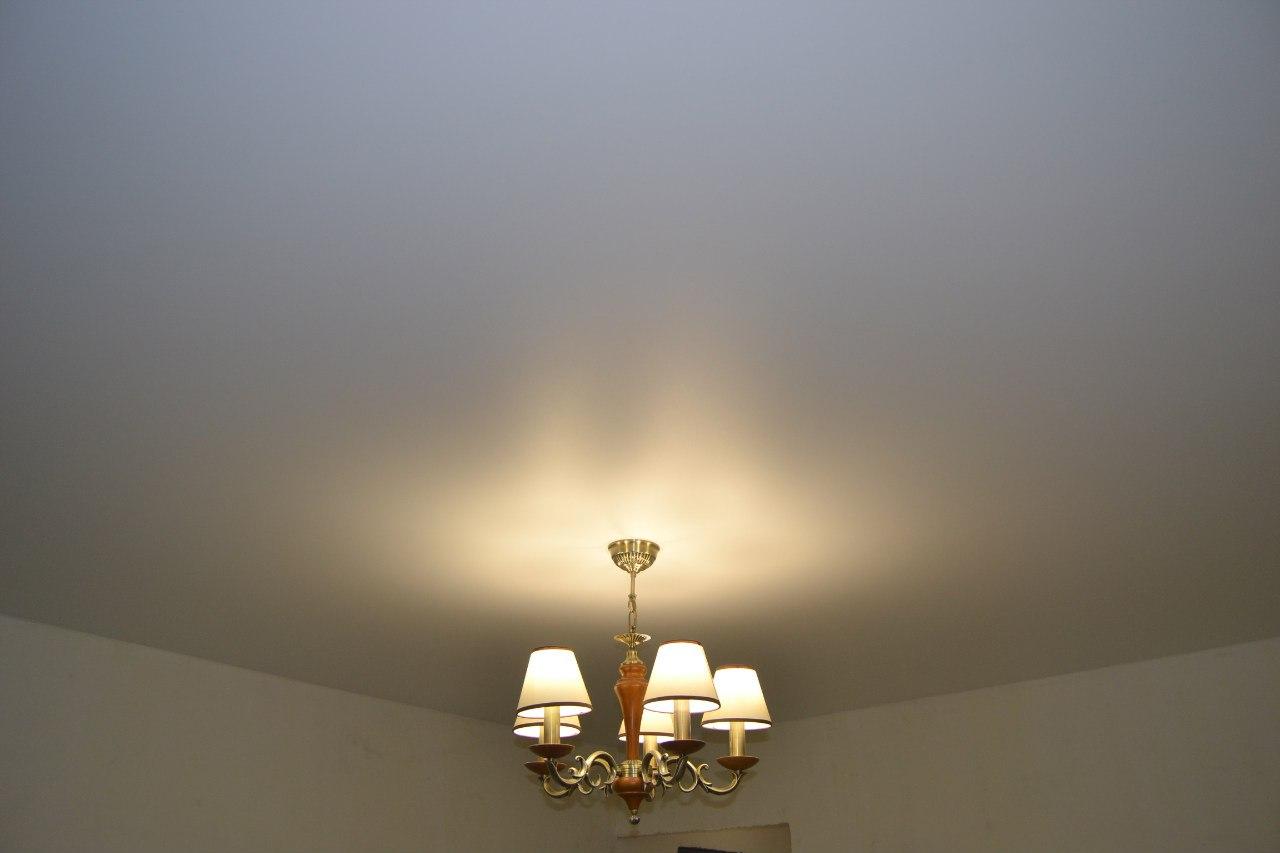 Матовый подвесной потолок