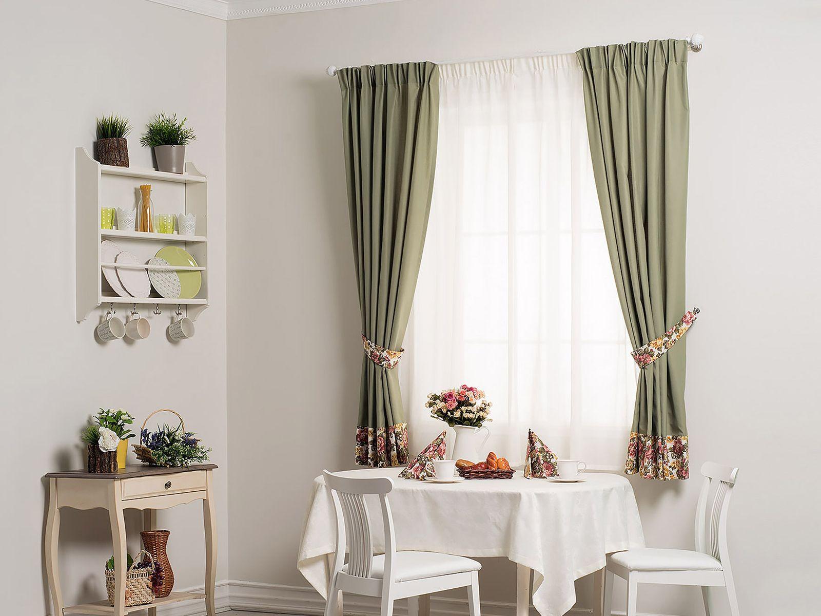 Короткие шторы в интерьере: с чем сочетать (25 фото)