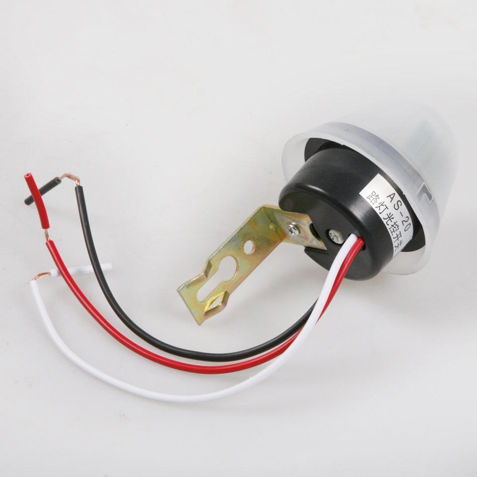 Проводной датчик света