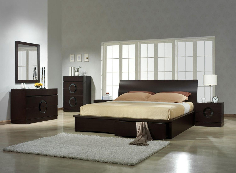 Расположение кровати по фэн-шуй