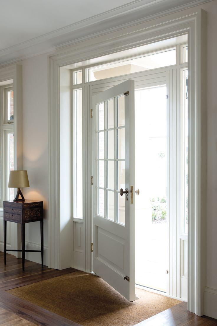 Дверные откосы с расширителем