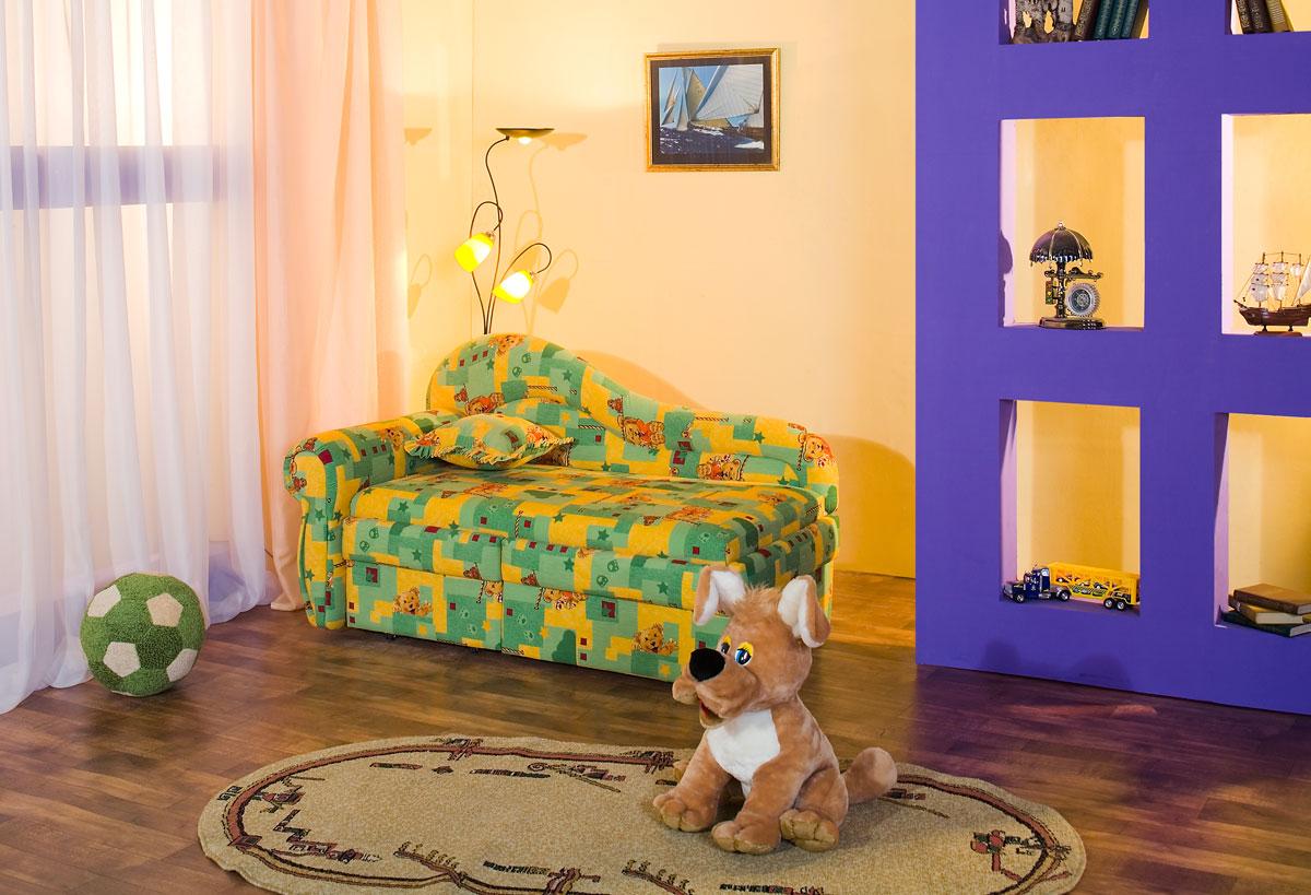 Малогабаритный диван для ребенка