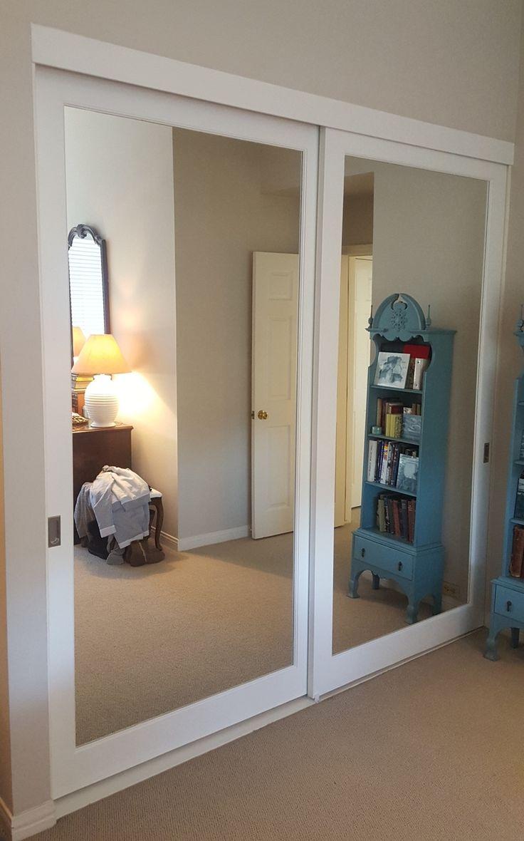 Дверь от шкафа в спальне