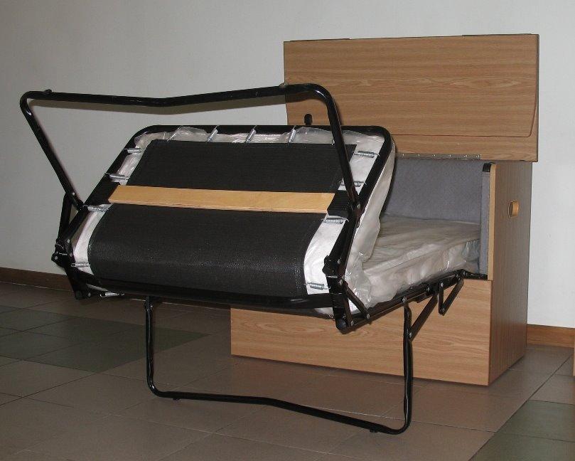 Складная кровать-тумба