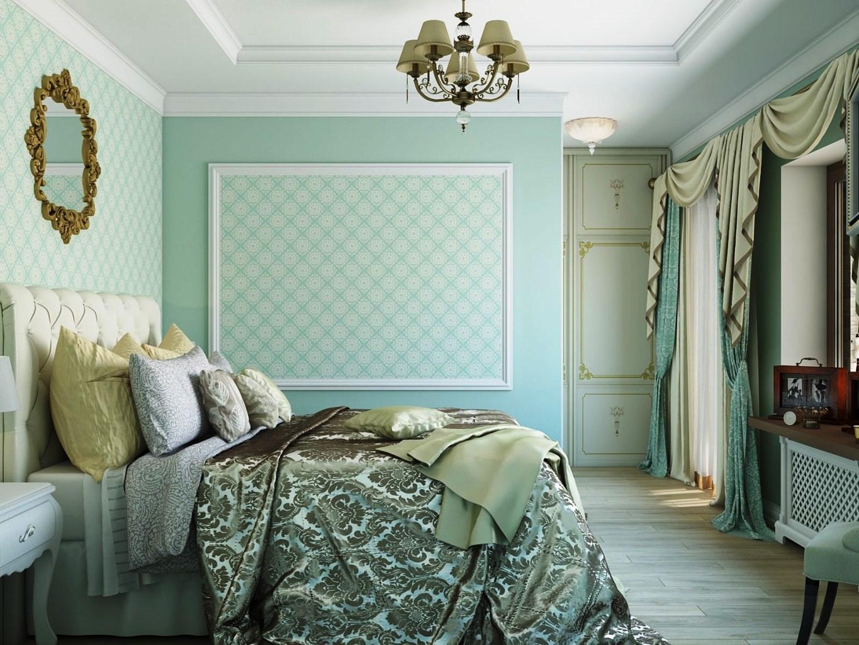 Потолок 2018 в спальне