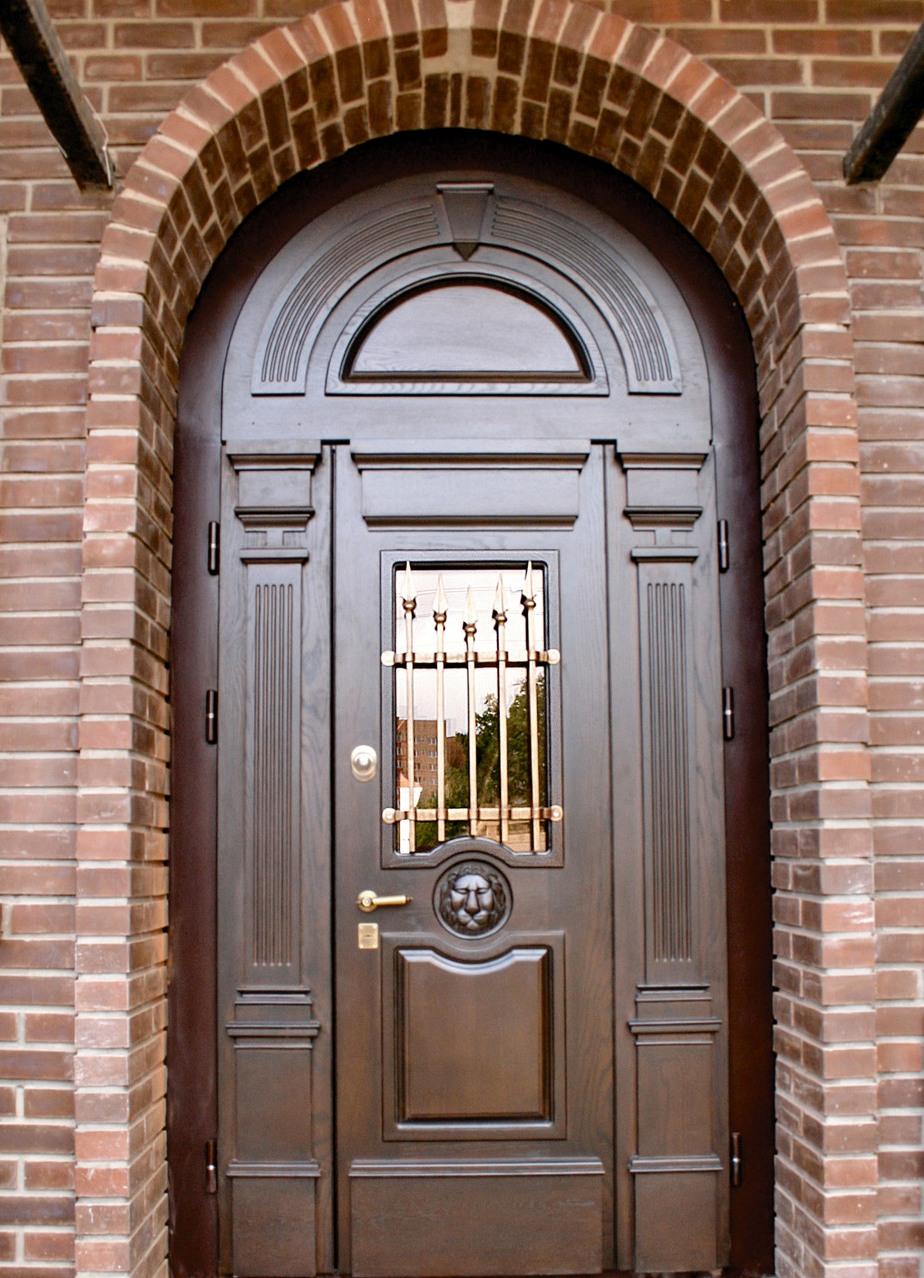 Стальная дверь для дачи