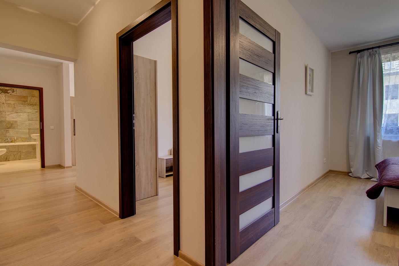 Дверь венге в спальню