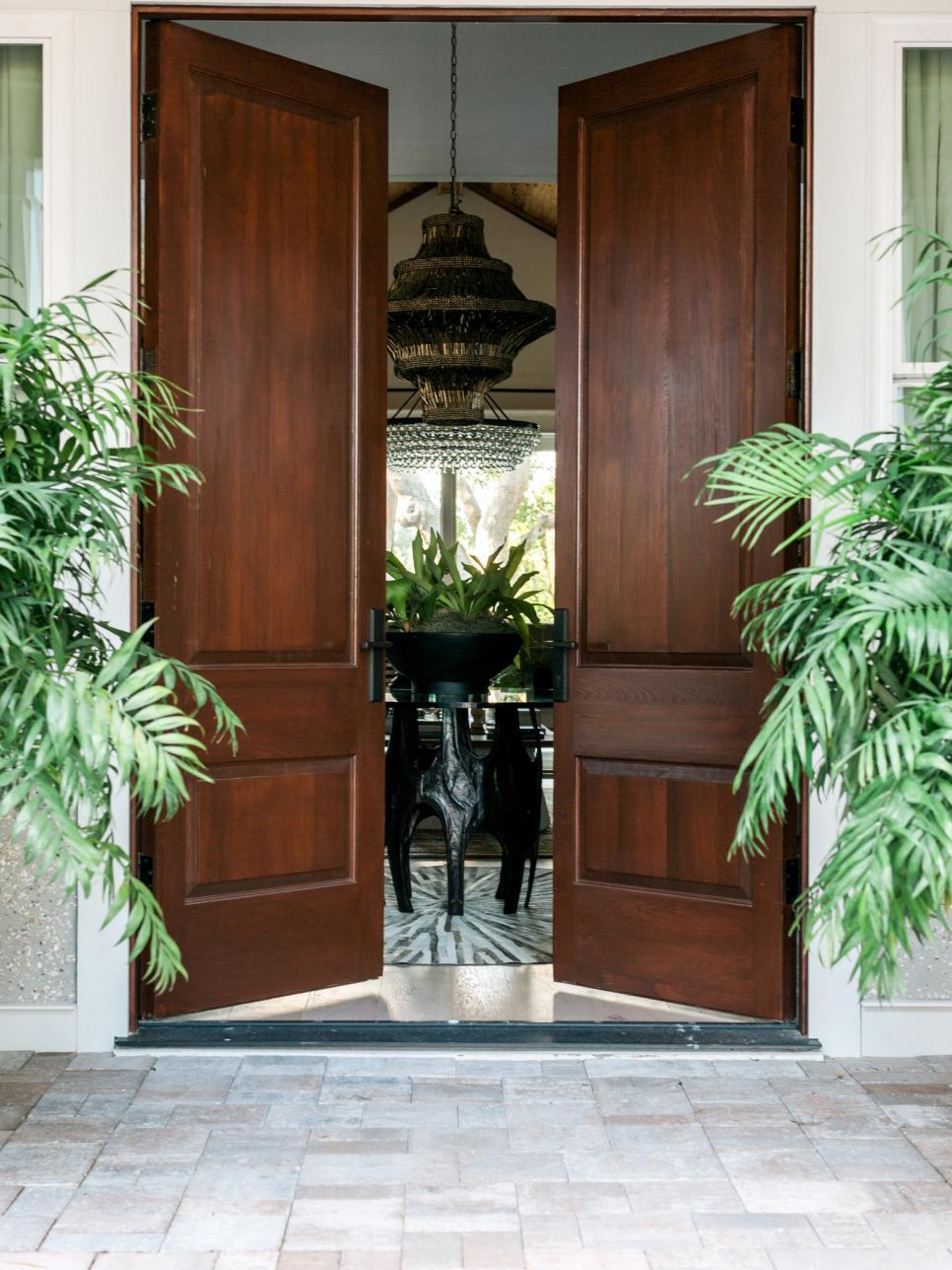 Межкомнатная входная дверь 2017