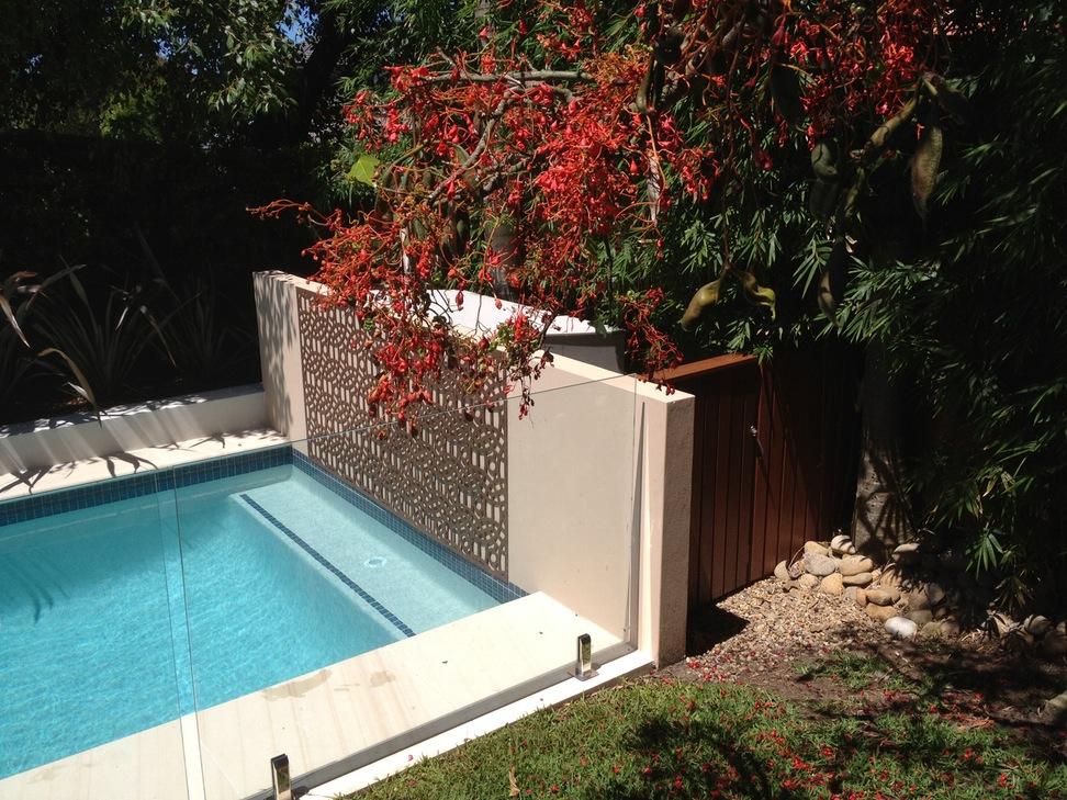 Встроенный фильтр для бассейна