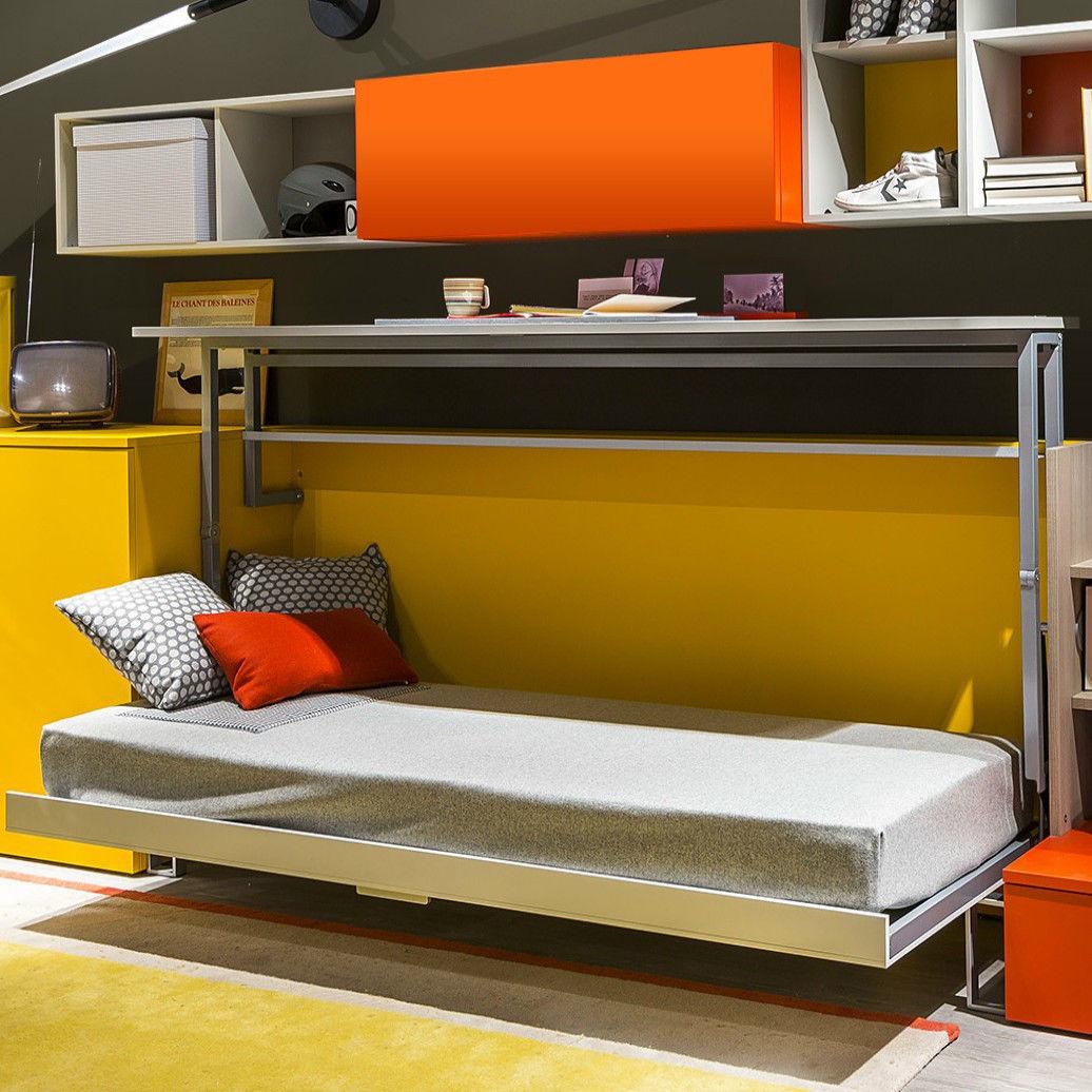 Выдвижная кровать-тумба