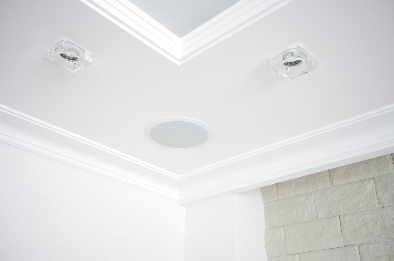 Звукоизоляция для акустического потолка