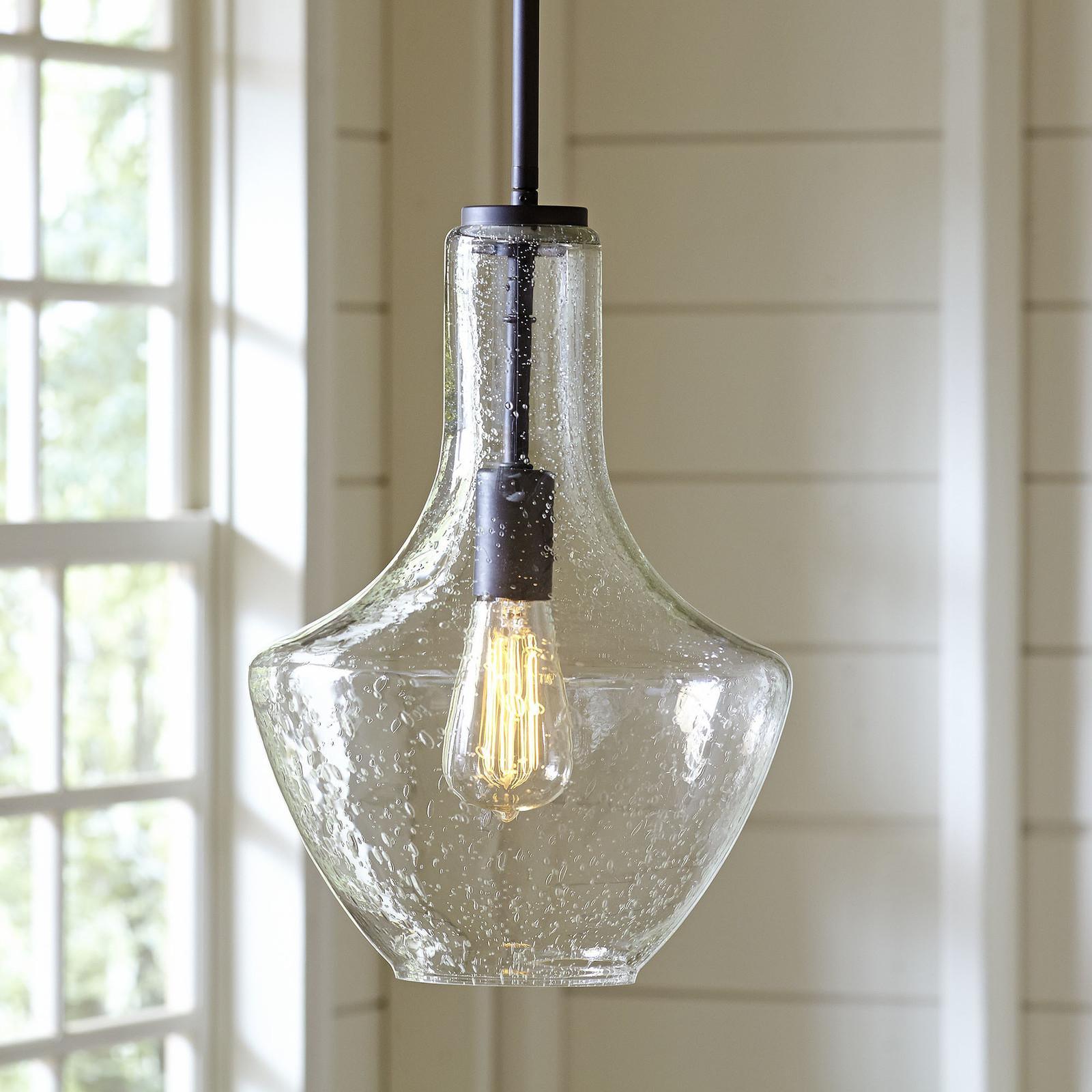 Лампа Эдисона светодиодная с абажуром