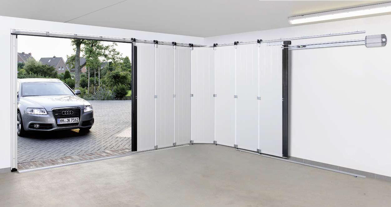 Особенности и преимущества секционных гаражных ворот (21 фото)