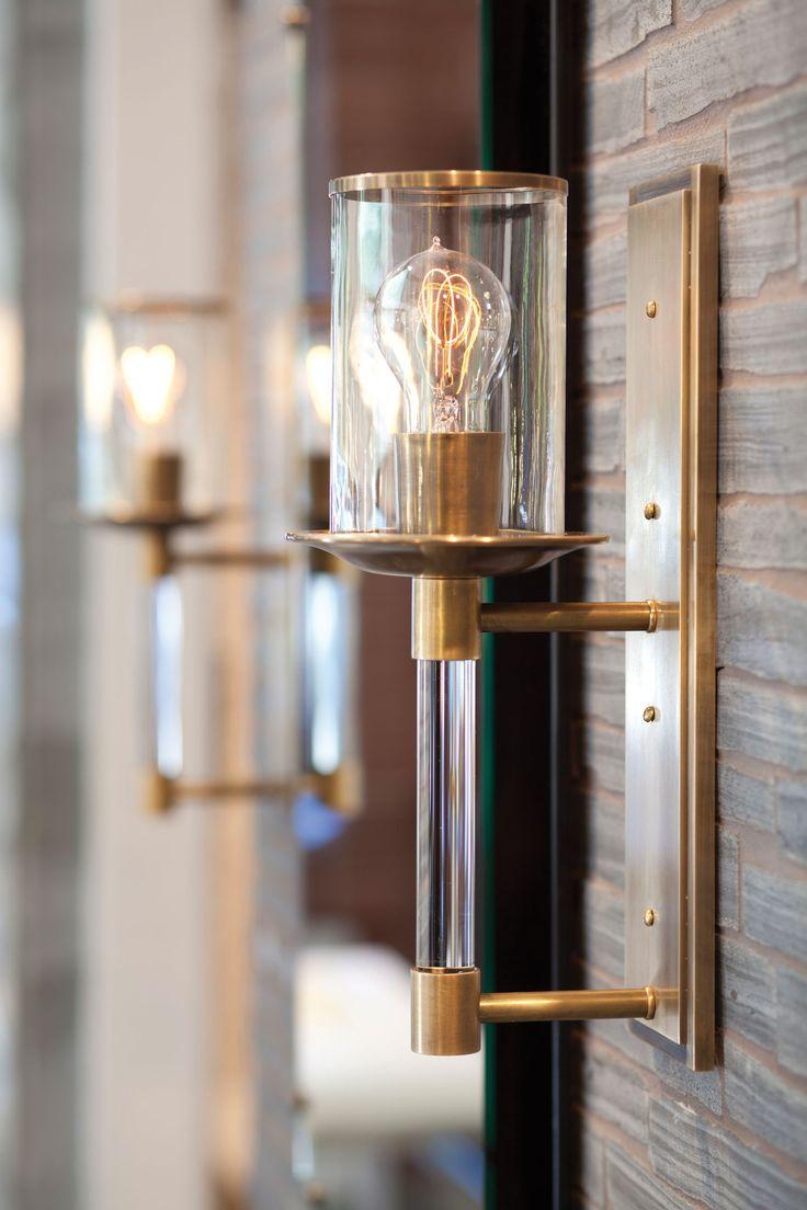 Бра с лампой Эдисона