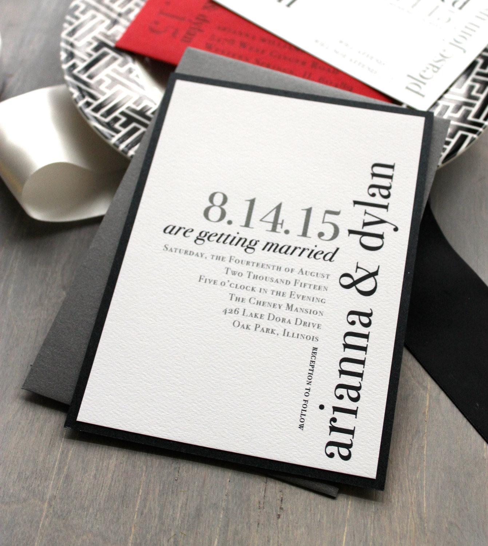 Приглашение на свадьбу бумажное