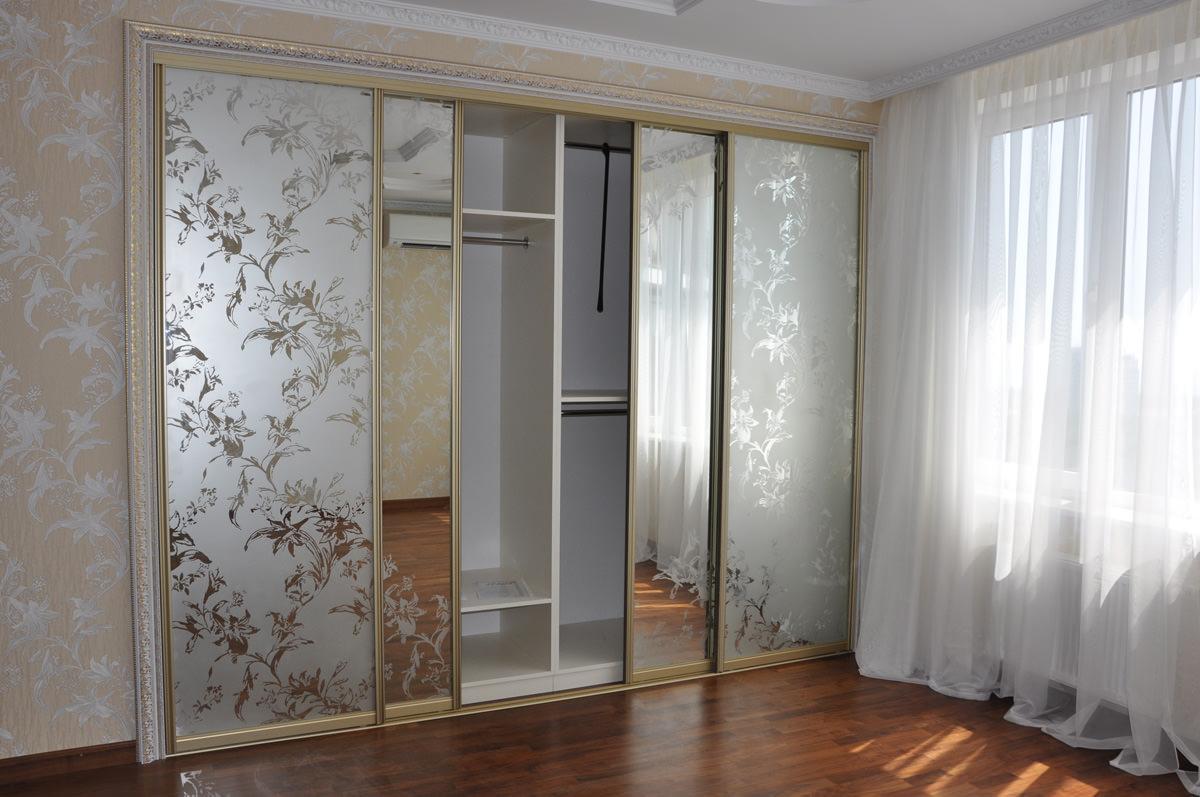 Двери для шкафа в классическом стиле