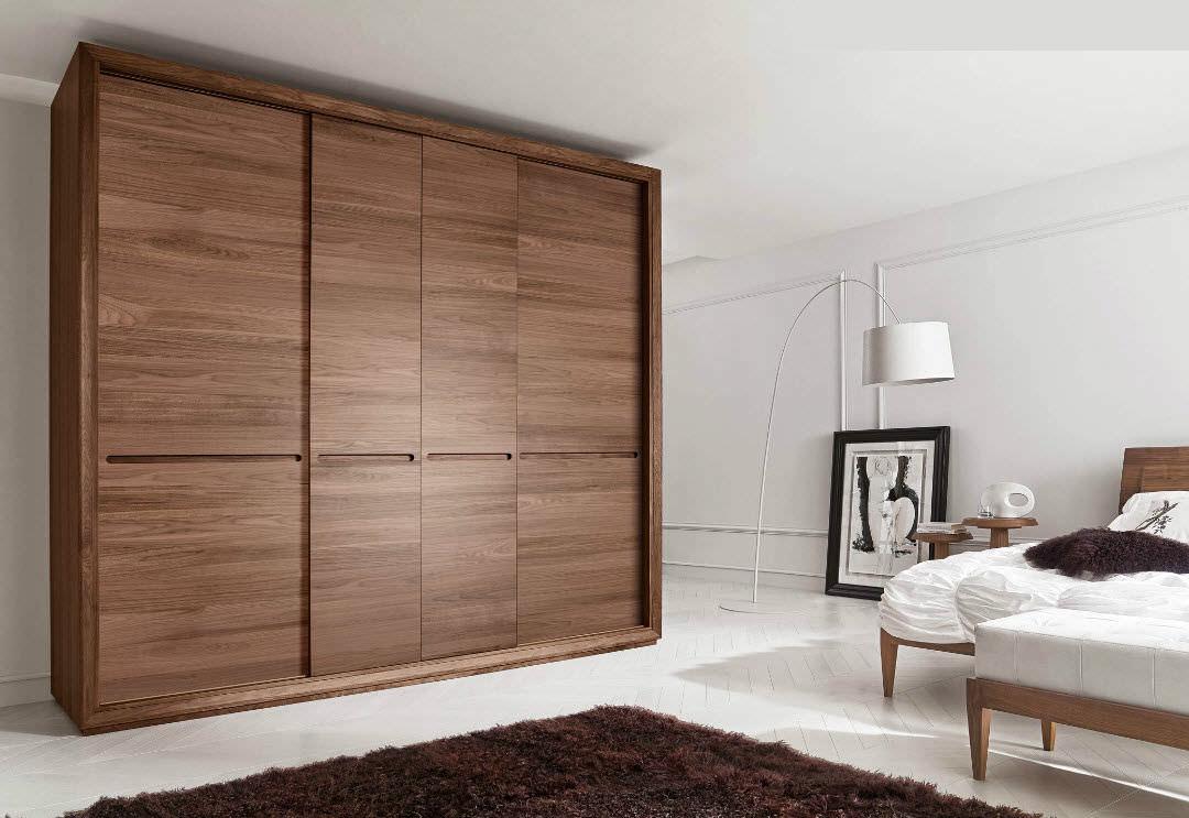 Деревянные двери для шкафа