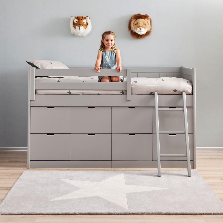Малогабаритная детская кровать