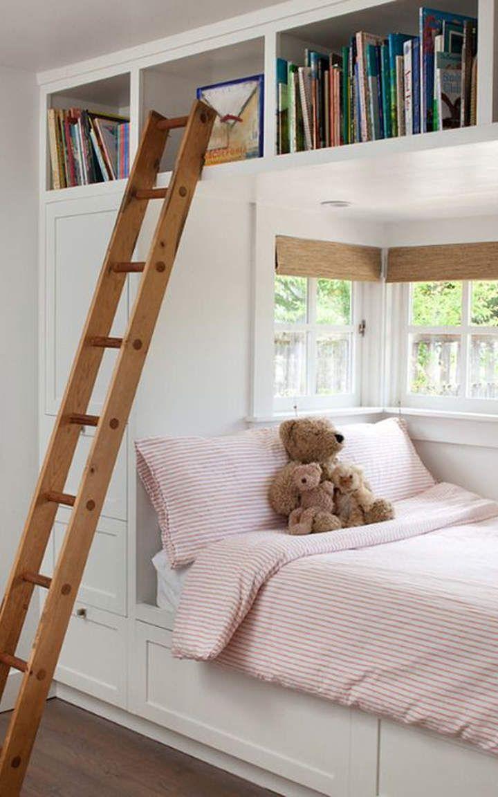 Ниша в детской спальне