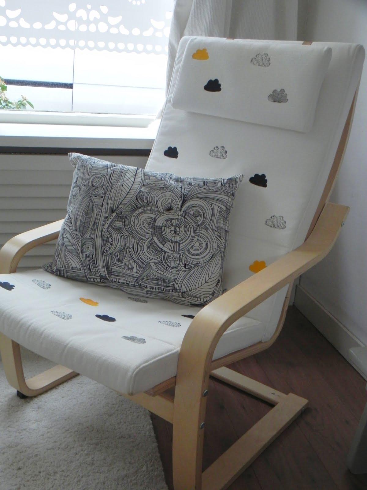 Кресло поэнг детское