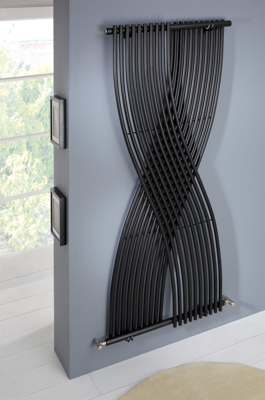 Настенный радиатор оригинального дизайна