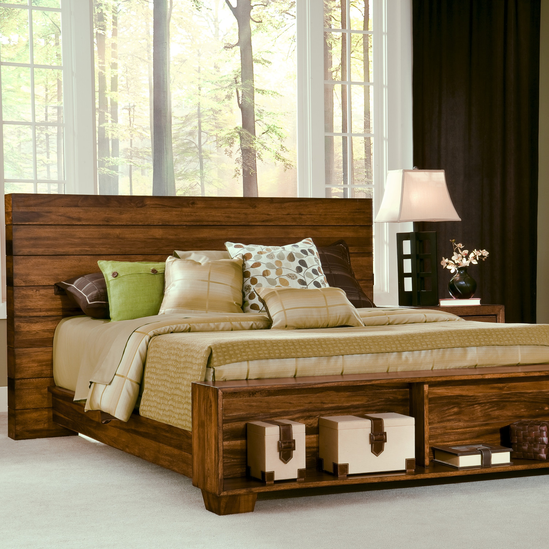 Малогабаритная двухспальная кровать