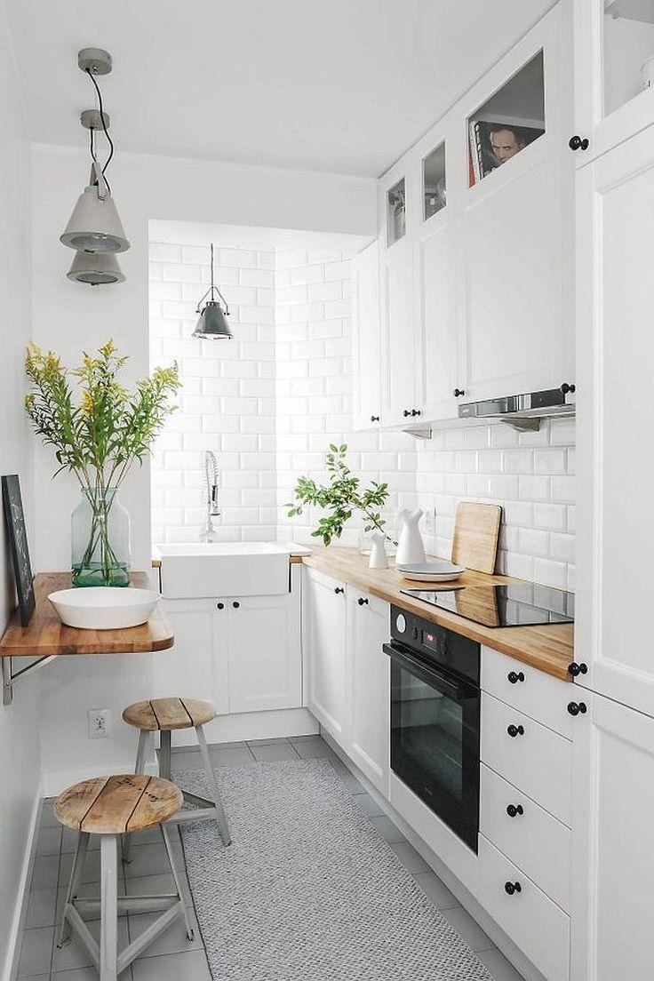 Кухня в хрущевке в стиле эко